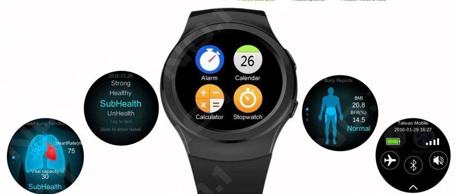 b6a74d1b330 Chytré hodinky - smart watch - No.1 G3 - možnost vložení SIM karty i ...